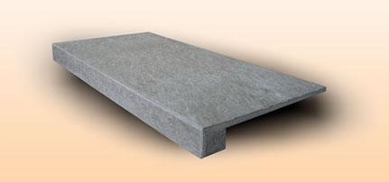 Piastrelle per gradini pannelli termoisolanti for Gradini in gres porcellanato